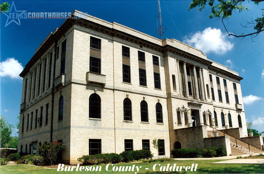 Burleson County Courthouse