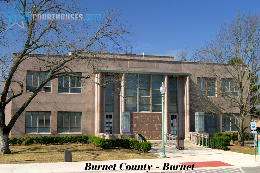 Burnet County Courthouse