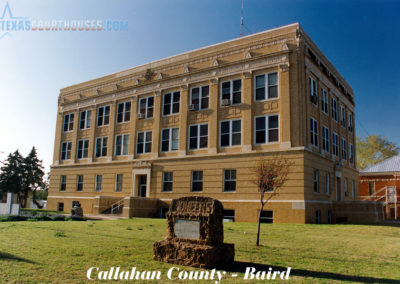 Callahan County Courthouse