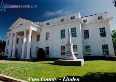 Cass Country Courthouse