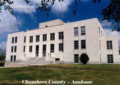 Chambers County Courthouse