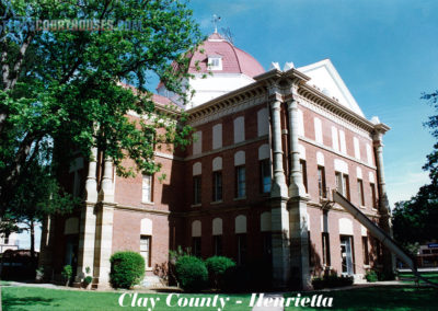 Clay Country Courthouse