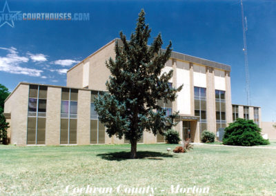 Cochran County Courthouse