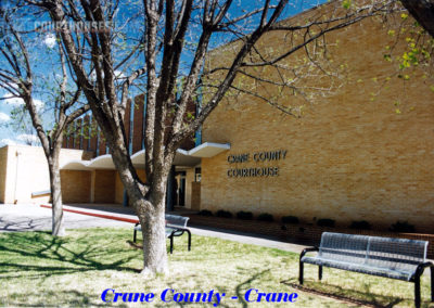 Crane County Courthouse