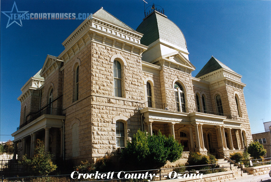 Crockett County Courthouse