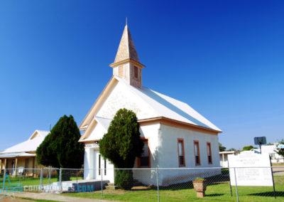 Culberson primera iglesia bautista van horn