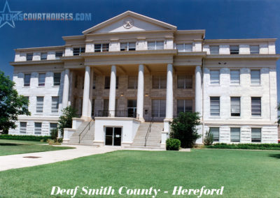 Deaf Smith County Courthouse