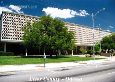 Ector County Courthouse
