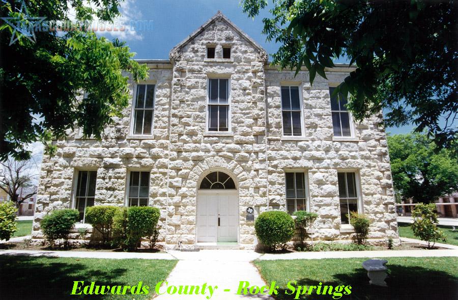 Edwards County Courthouse