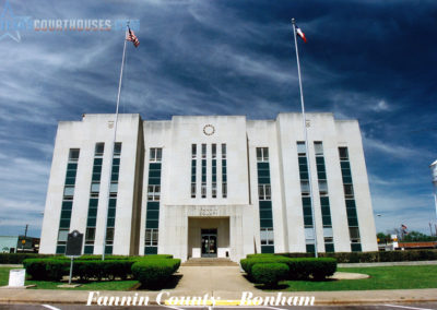 Fannin County Courthouse