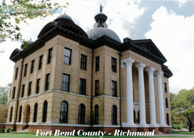 Fort Bend County Courthouse