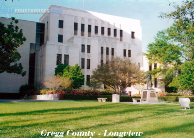 Gregg County Courthouse