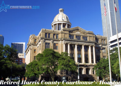 Retired Harris County Courthouse