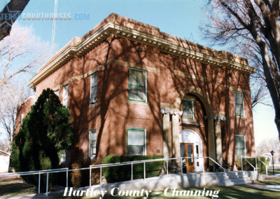 Hartley County Courthouse