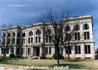 Haskell County Courthouse