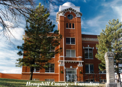 Hemphill County Courthouse