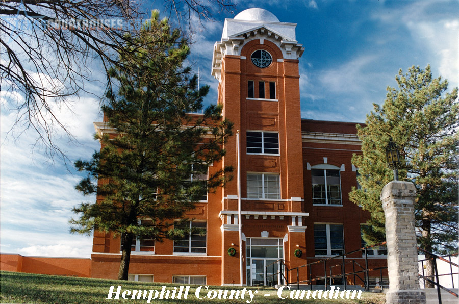 Hemphill County Courthouse