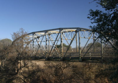 Hwy 183 Clear Fork Brazos Bridge 1