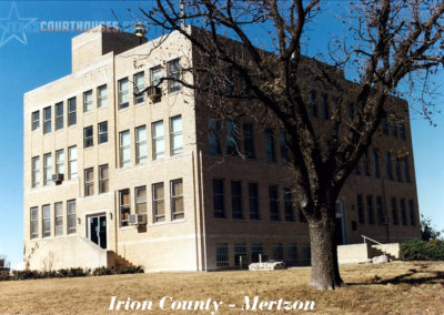 Irion County Courthouse
