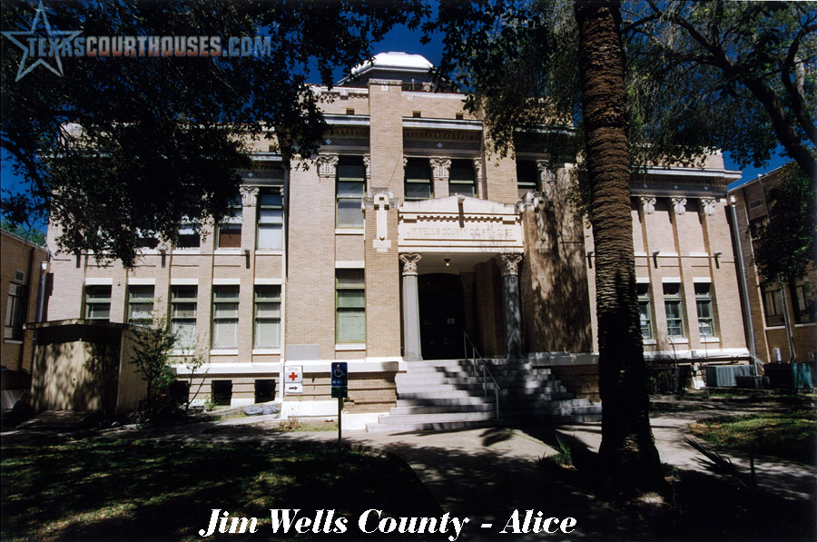 Jim Wells County Courthouse