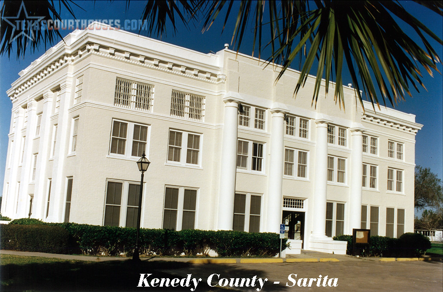 Kenedy County Courthouse