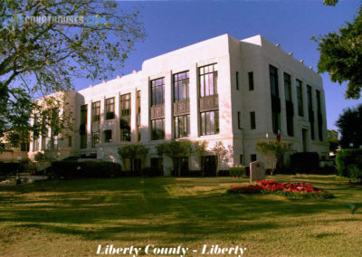 Liberty County Courthouse