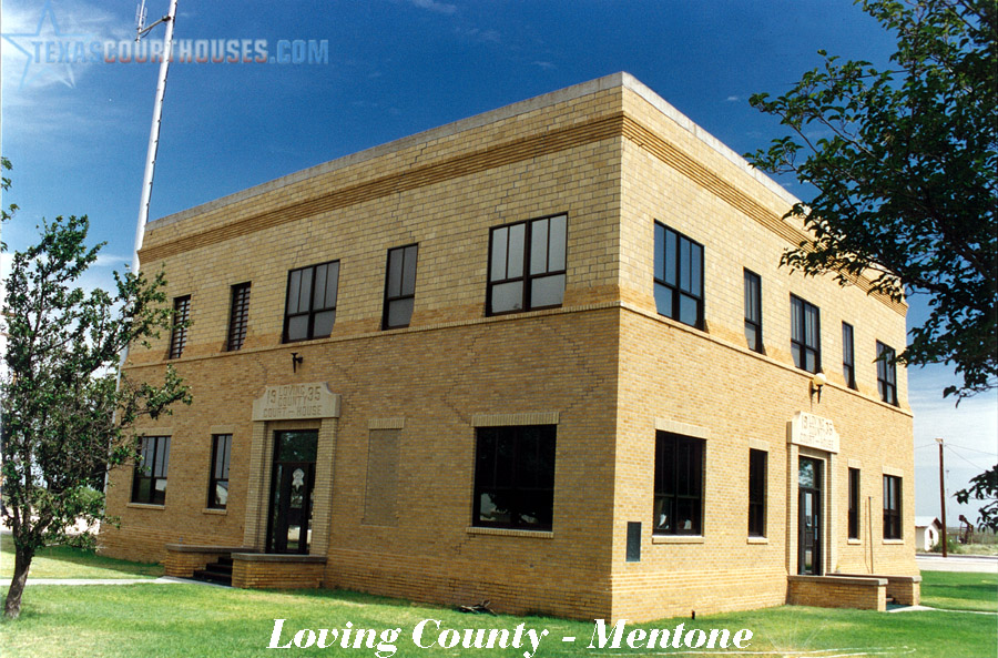 Loving County Courthouse