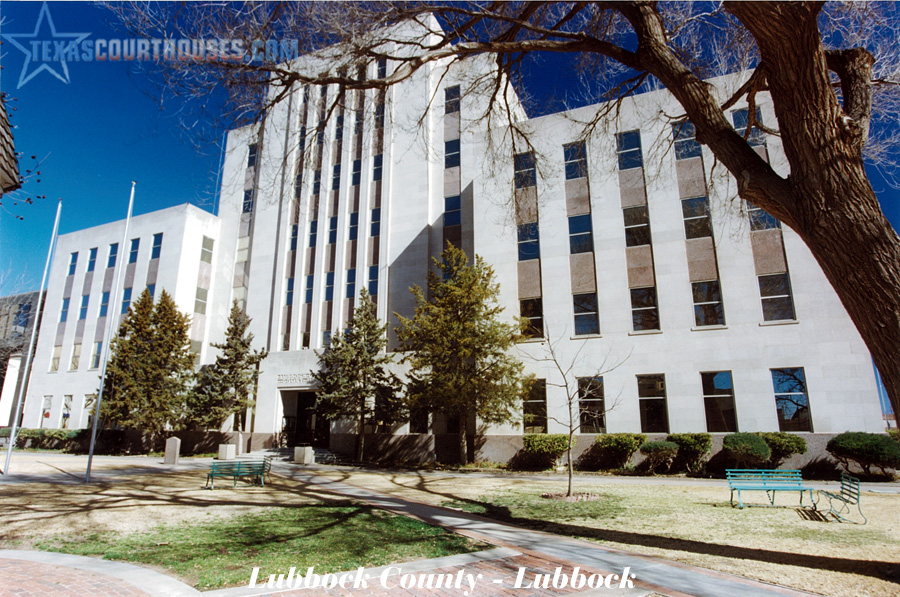 Lubbock County Courthouse