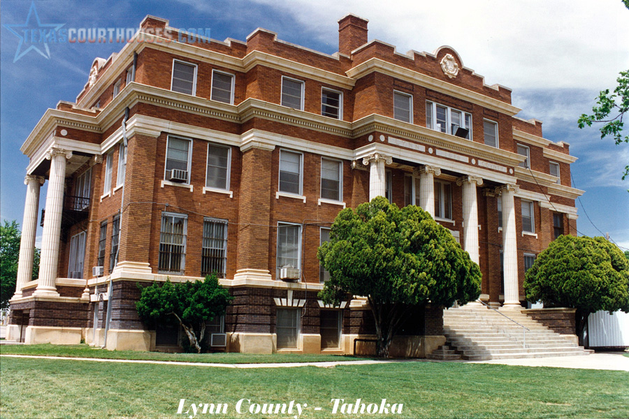 Lynn County Courthouse