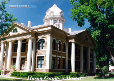 Mason County Courthouse