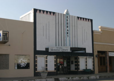 McGregor Library Theater 1
