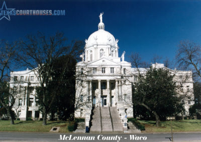 McLennan County Courthouse