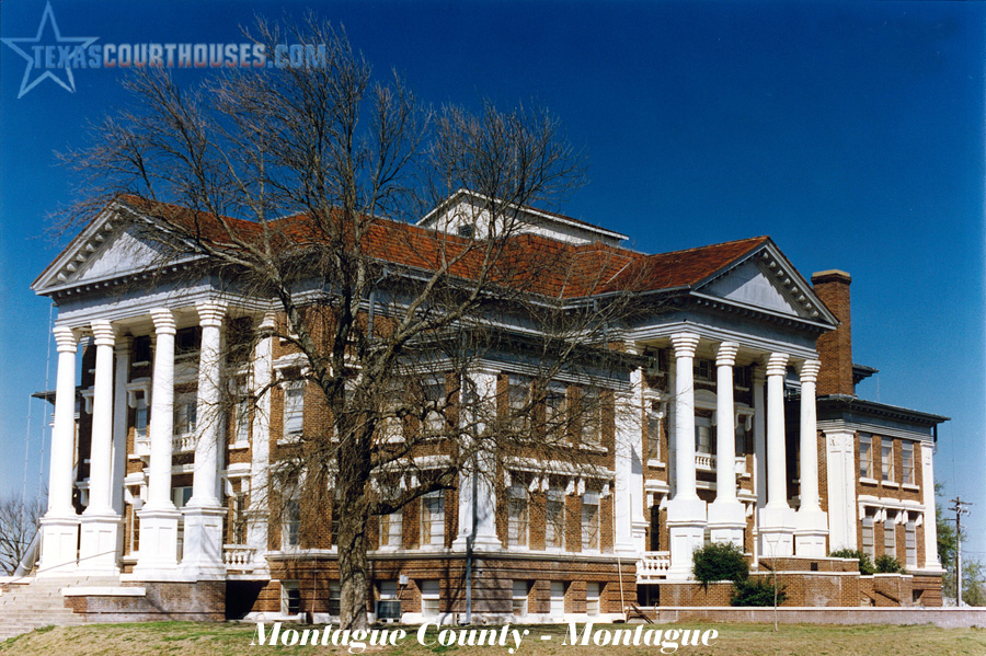 Montague County Courthouse