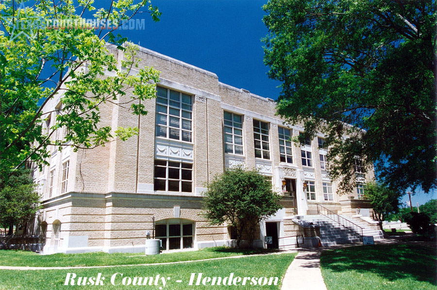 Rusk County Courthouse