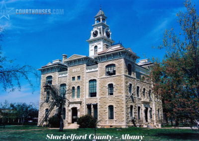 Shackelford County Courthouse
