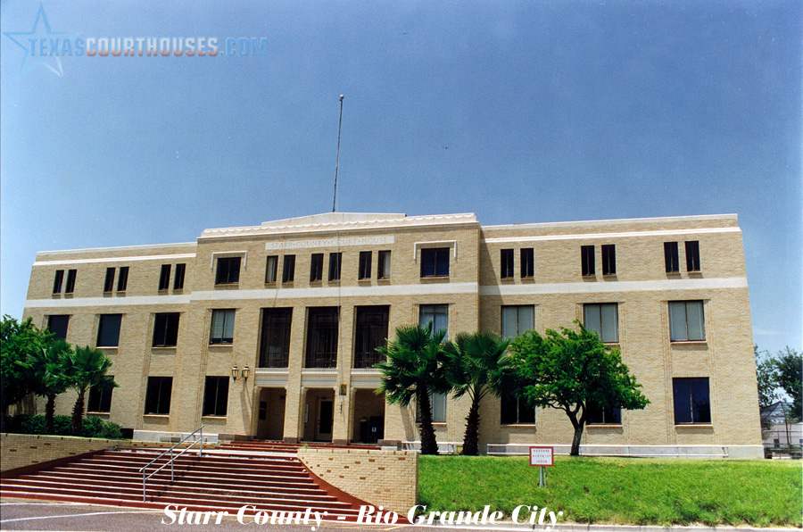 Starr County Courthouse