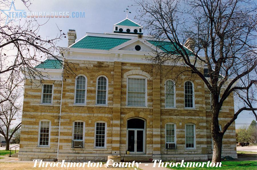 Throckmorton County Courthouse