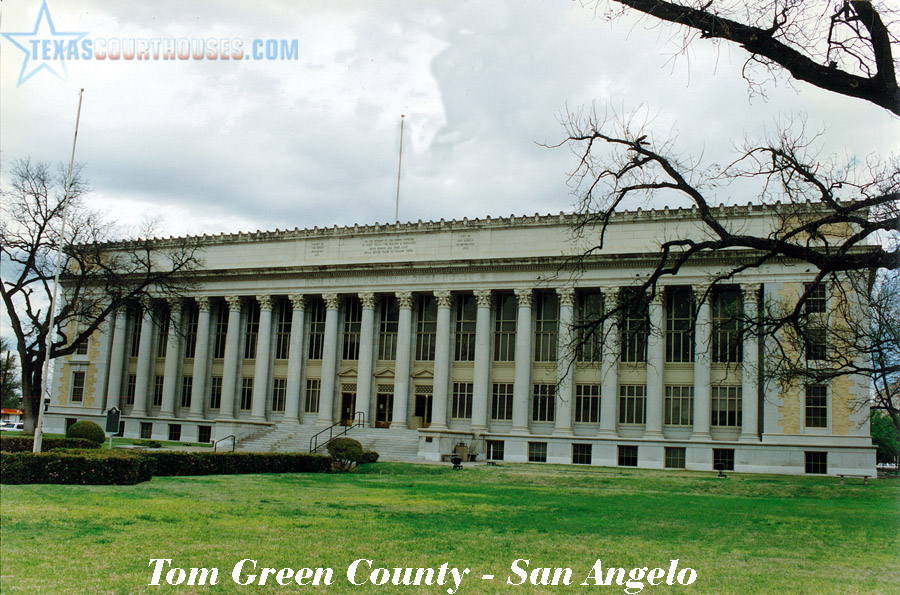 Tom Green County Courthouse