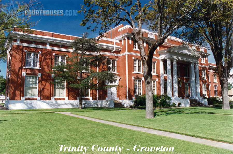 Trinity County Courthouse
