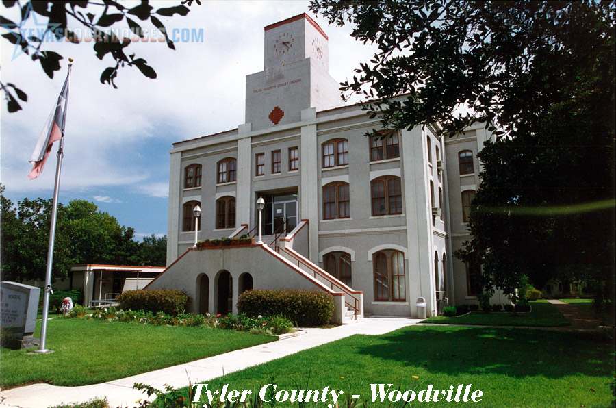 Tyler County Courthouse