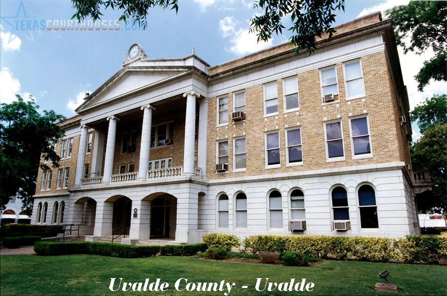 Uvalde County Courthouse