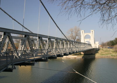 Waco Suspension Bridge 2