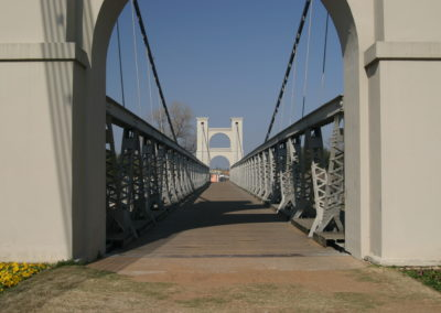 Waco Suspension Bridge 3
