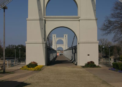 Waco Suspension Bridge 4