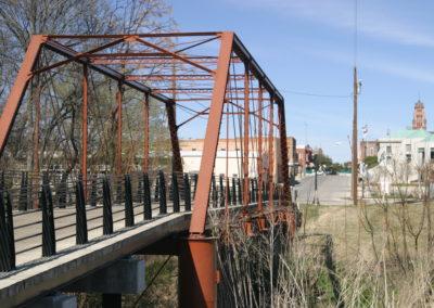 Waxahachie Rogers St Bridge 1