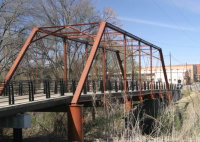 Waxahachie Rogers St Bridge 3