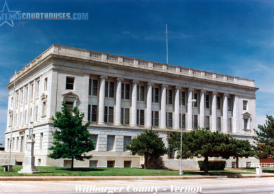 Wilbarger County Courthouse