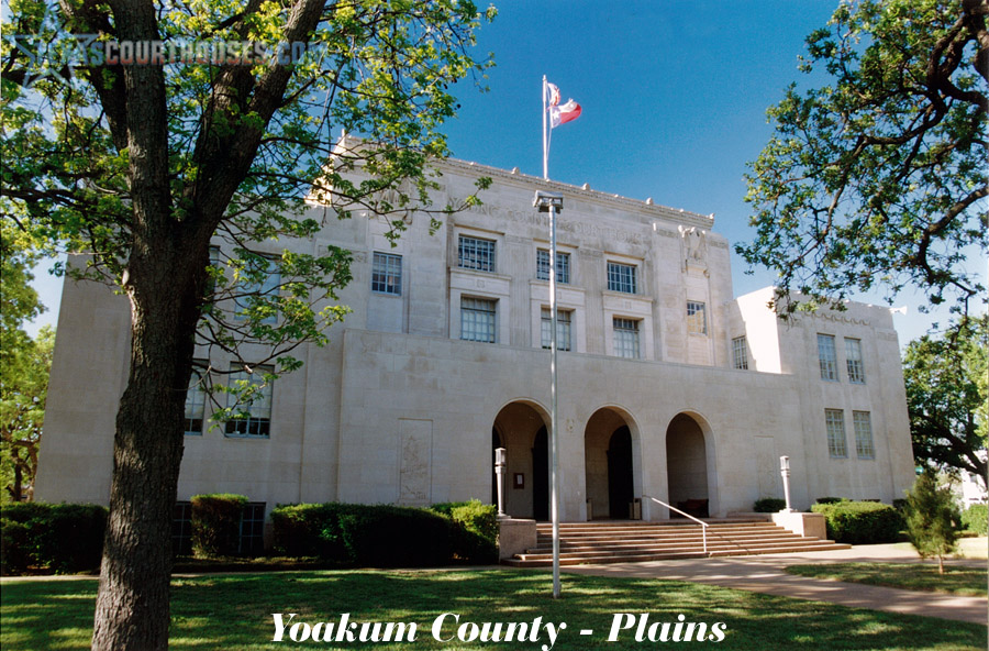 Young County Courthouse