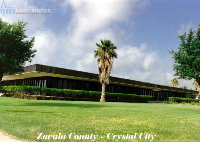 Zavala County Courthouse