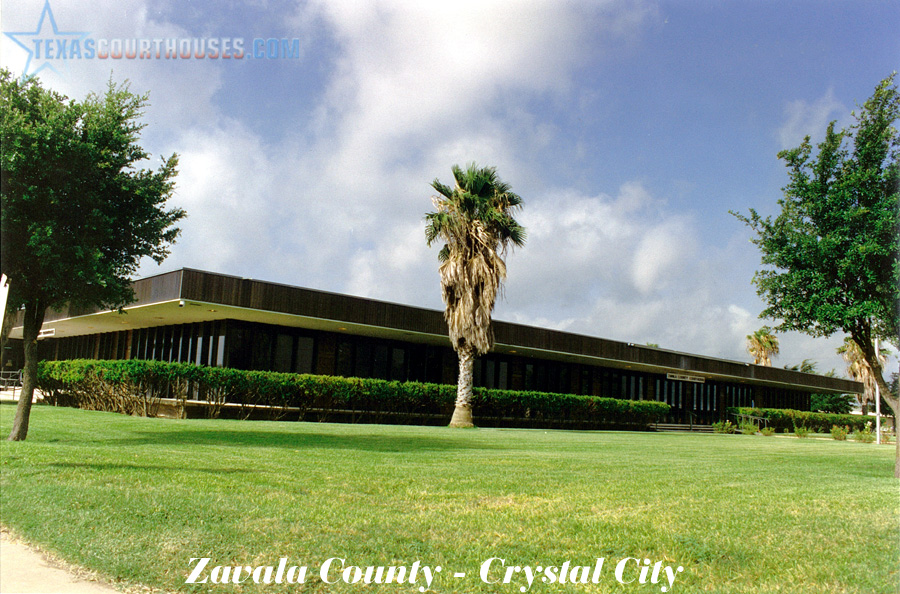 Zavala County Courthouse